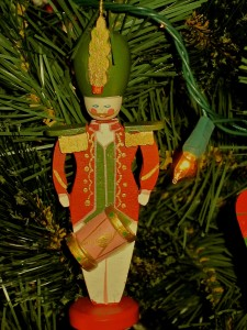 soldier ornament