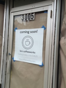 coffe shop coming soon